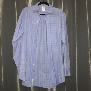 Brooks Brothers Button Down Shirt Size 15 1/2- 33